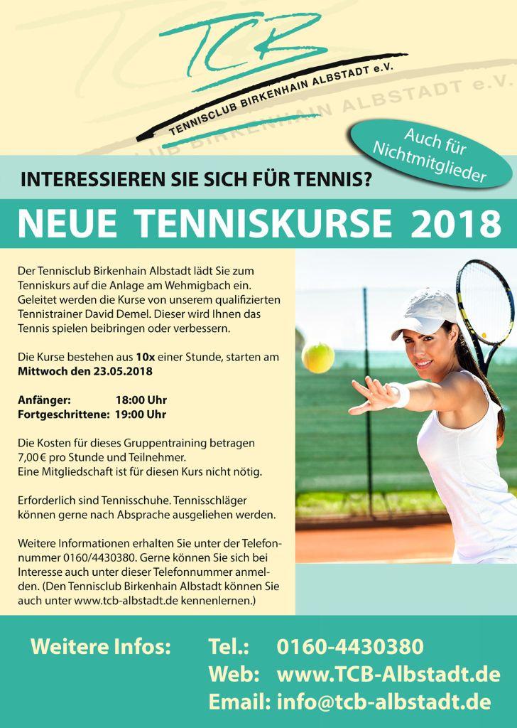 Plakat_Tenniskurs2018